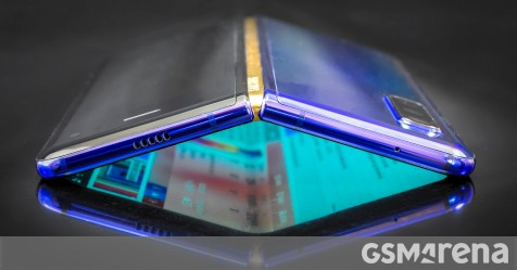 Samsung Galaxy Fold 2 tipped to feature under-screen camera - GSMArena.com news - GSMArena.com
