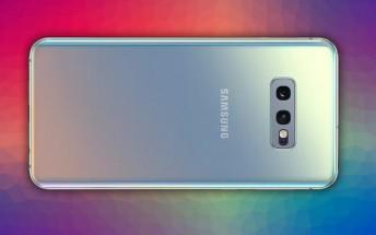 Samsung Galaxy S10e also gets Prism Silver color, no longer exclusive to S10+