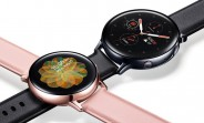 Samsung Galaxy Watch Active 2 full specs and press renders leak