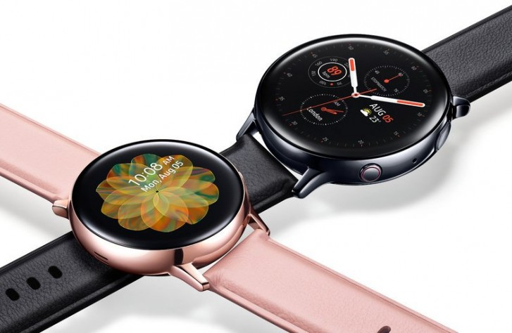 ساعة Samsung Galaxy Watch Active 2