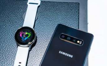 Samsung Galaxy Watch Active receives a major OTA update