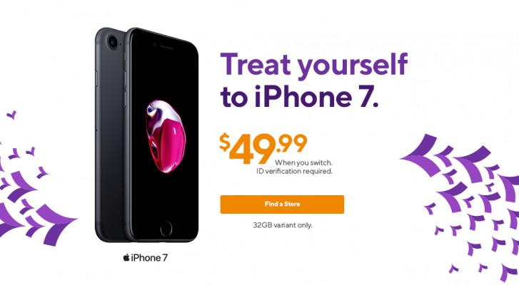 Get an iPhone 7 on Metro for $50 when you port your number in