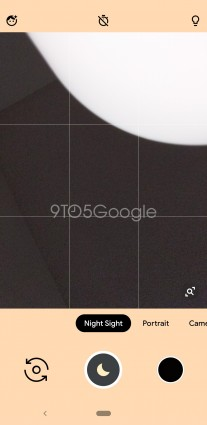 New Google Camera version will put Night Sight mode on the main