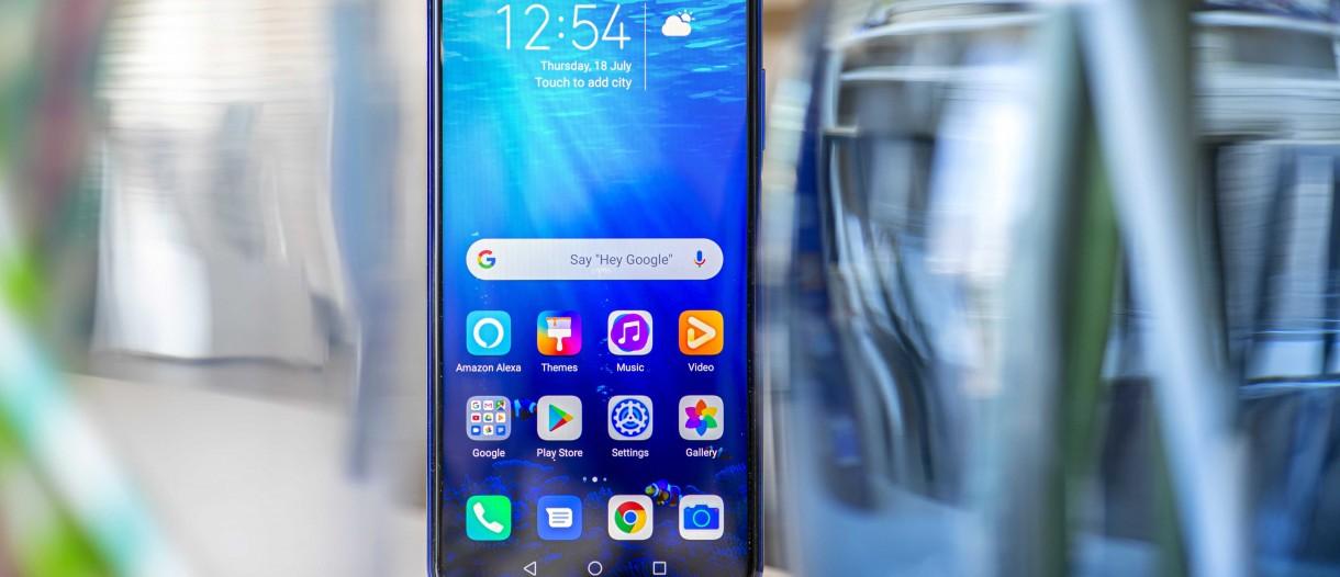 Honor 20 To Arrive In Thailand As Huawei Nova 5t Gsmarena