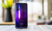 Honor 20 Pro is finally launching globally