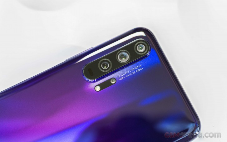 Honor 20 Pro is finally launching worldwide