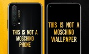 Honor 20 Pro Moschino Edition arrives tomorrow