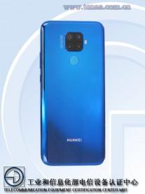 Huawei nova 5i Pro on TENAA