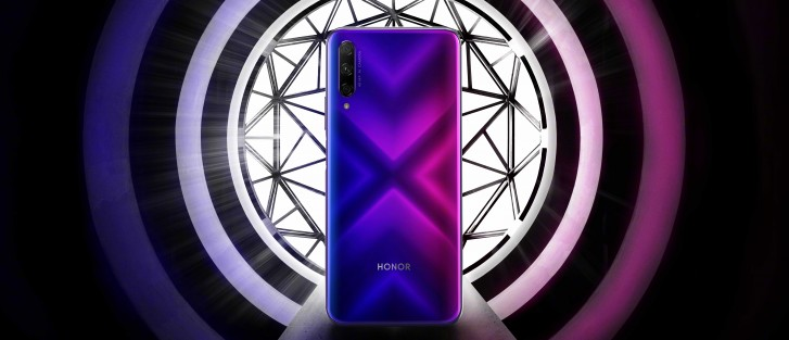 Honor 9X shines in first official teaser, specs sheet leaks too