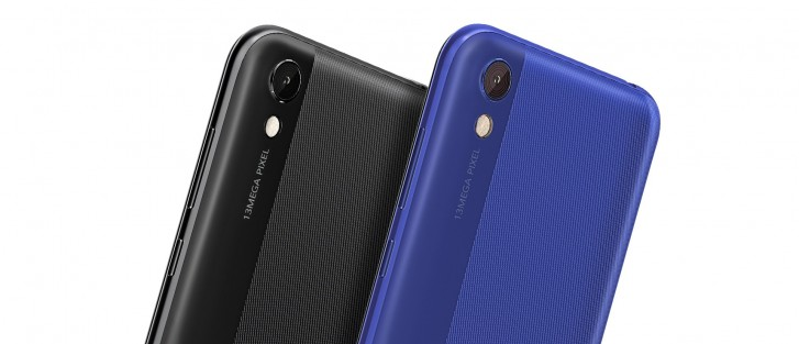 Honor Play 8 comes in Black and Blue