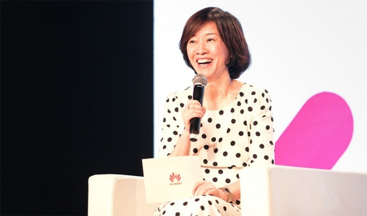 Catherine Chen, Huawei board member and Senior Vice President