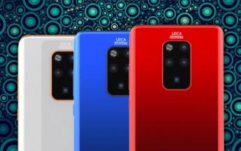 Alleged Huawei Mate 30 case shows a rectangular camera, not circular