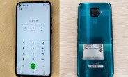 Huawei Mate 30 Lite shown off in live images