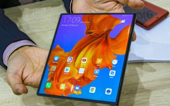 Huawei's Mate X's certification reveals more specs, hints at approaching release