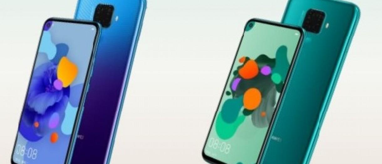 Huawei nova 5i Pro full specs and images leak - GSMArena com news