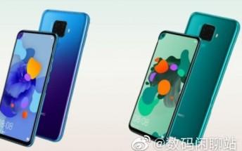 Huawei nova 5i Pro full specs and images leak