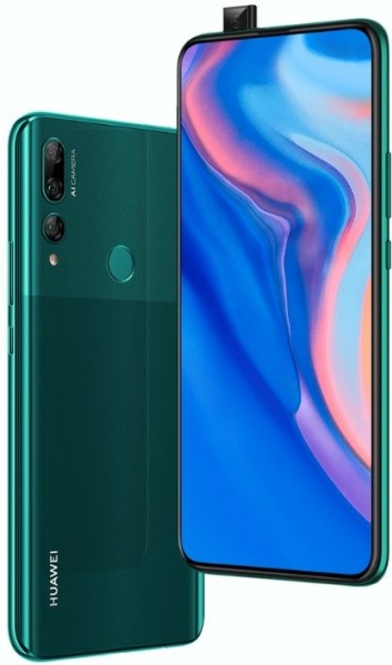 Huawei Y9 Prime (2019) with pop-up selfie camera launched in India