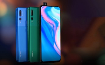 Huawei Y9 Prime (2019) gets EMUI 9.1 with GPU Turbo 3.0