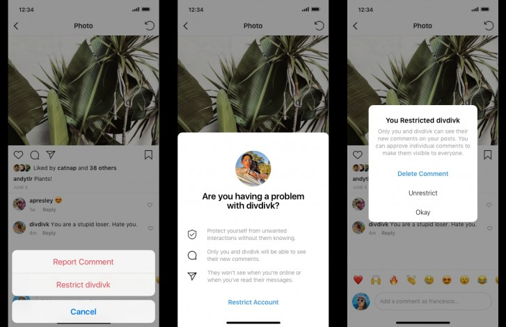 Instagram starts rolling out AI-powered anti-bullying features