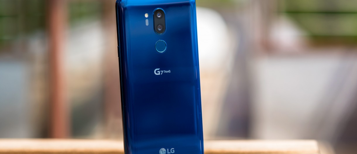 T-Mobile's LG G7 ThinQ gets Android Pie update - GSMArena