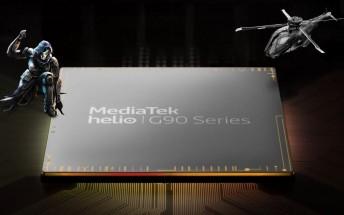 MediaTek unveils Helio G90 series gaming chipsets
