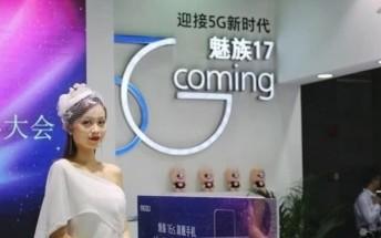 Meizu's first 5G smartphone arrives next year