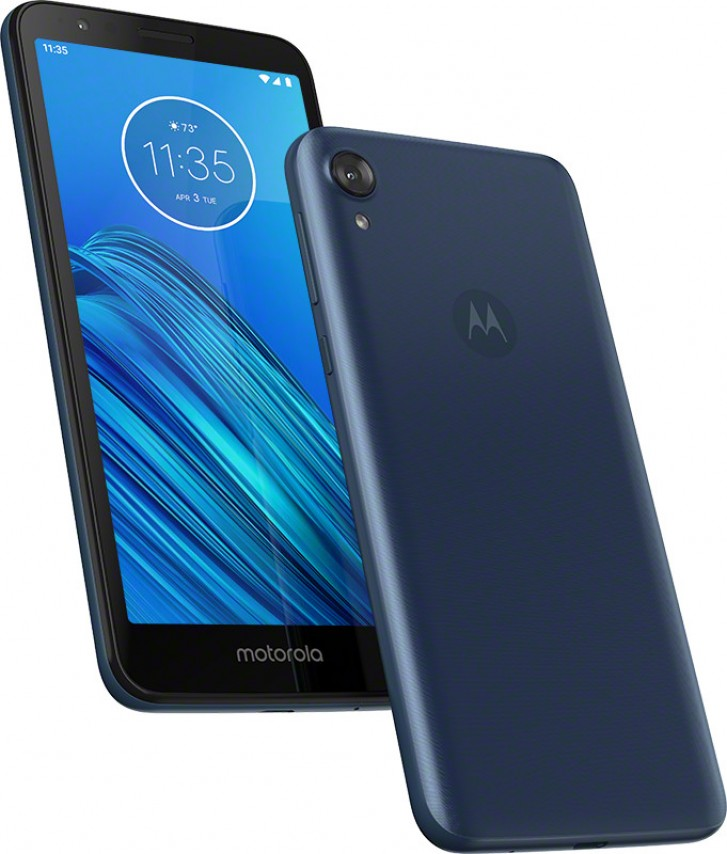 Motorola Moto E6 announced with 5.5-inch display and Snapdragon 435