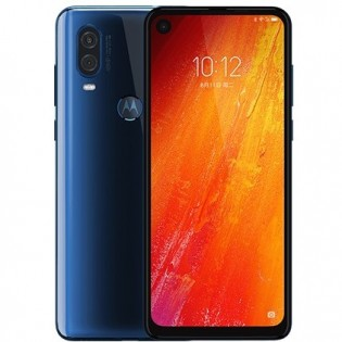 Motorola P50 in Bronze and Blue colors