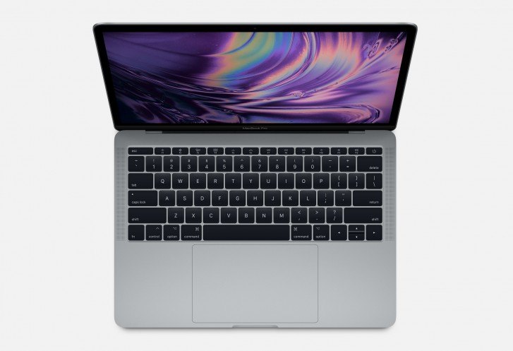 Apple's 13-inch MacBook Pro without Touch Bar (2018)