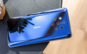 Nokia 9 PureView: will it bend?