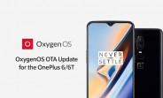 OnePlus 6/6T get Screen Recorder  in new update