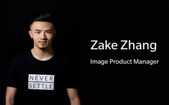 Interview: OnePlus' Zake Zhang discusses the OnePlus 7 Pro camera