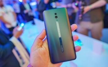 Oppo Reno undergoes durability test, see if it bends