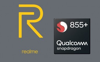 Realme's warm welcome of Snapdragon 855 Plus suggests its new flagship is close