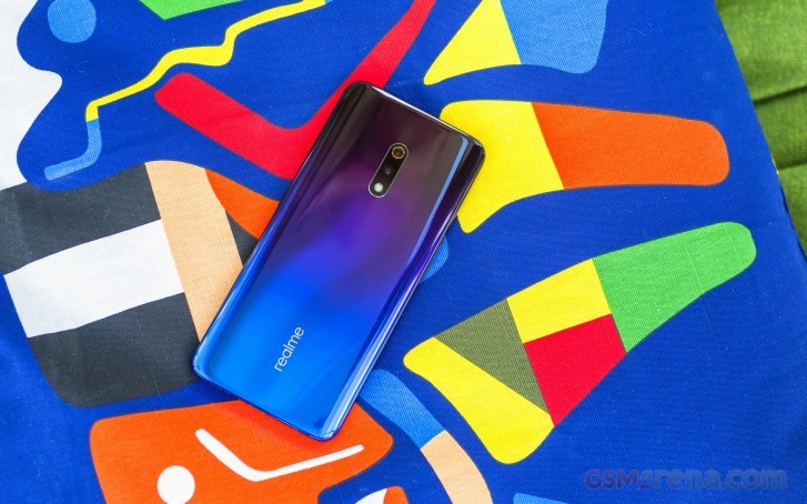 Realme X receives first firmware update in China