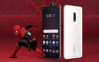 Realme X Spider-Man Edition goes on sale in China