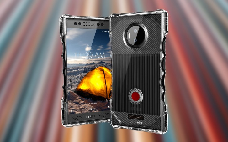 RED switches ODM, announces RED Hydrogen Two is under development