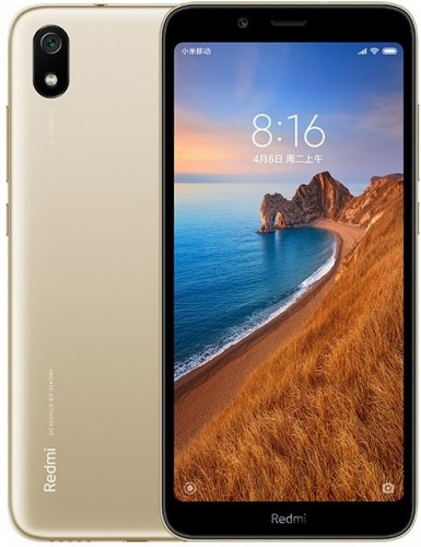 Redmi 7A now comes in Foggy Gold color in China