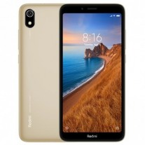 Redmi 7A in Matte Gold color