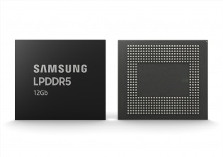12 Gb LPDDR5 DRAM by Samsung