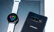 Samsung patent reveals body composition feature may come to future Galaxy Watch Active