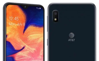 Samsung Galaxy A10e now available in the US through AT&T