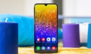 Samsung Galaxy A50 gets camera improvements and July security patch