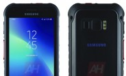 Samsung Galaxy Active rugged smartphone surfaces