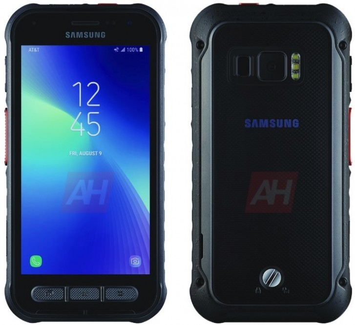 Samsung Galaxy Active Rugged Smartphone