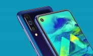 Samsung improves Galaxy M40 facial recognition and camera with an update