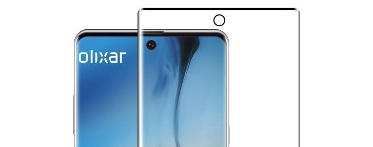 The Samsung Galaxy Note10 will have a 3D ToF sensor (or two)