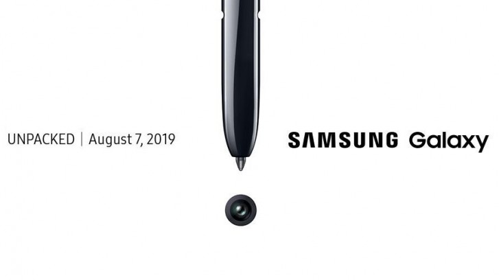 Samsung Galaxy Note10 to go on sale in South Korea starting August 23