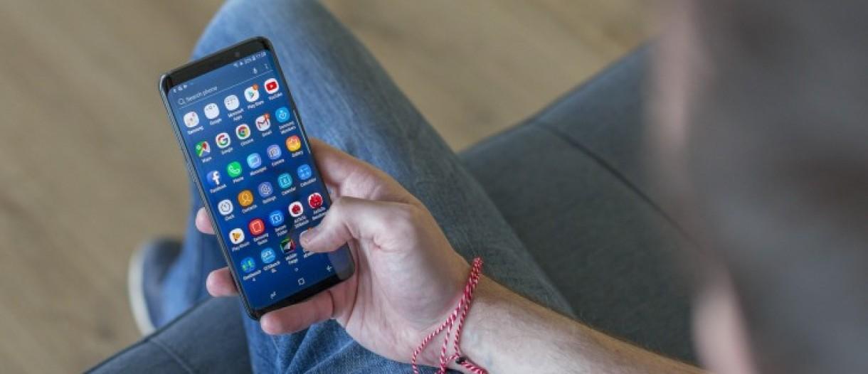 Samsung Galaxy S9 update brings more AR Emoji, Message