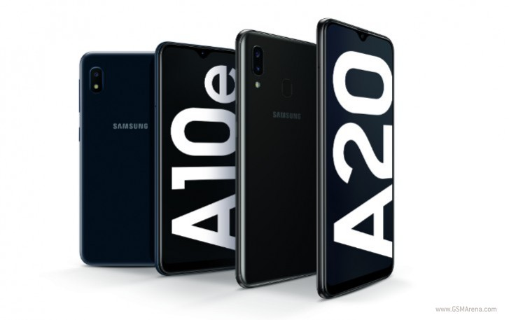 Samsung Galaxy A20 and A10e land at T-Mobile on July 26